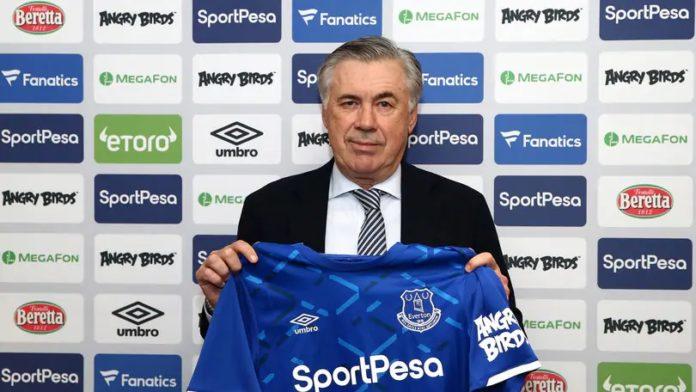 Ancelotti mette da parte il Napoli e comincia la sua avventura con l'Everton