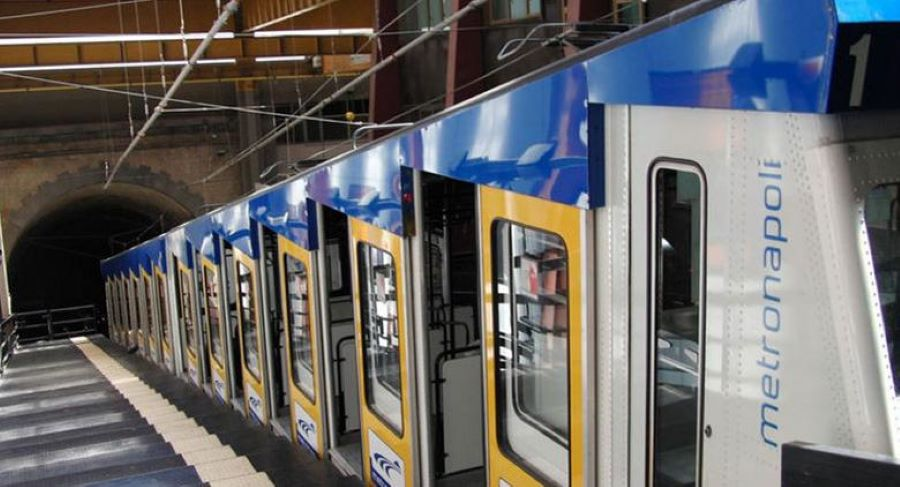 ANM, orari di Capodanno: metrò e funicolari Chiaia e Centrale attive tutta la notte