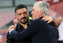 Calcio Napoli, con Ancelotti è finita: il tecnico via dopo la gara con il Genk