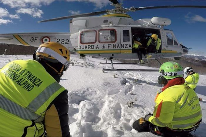 Guardia di Finanza: concorso per il reclutamento di 33 allievi del soccorso alpino