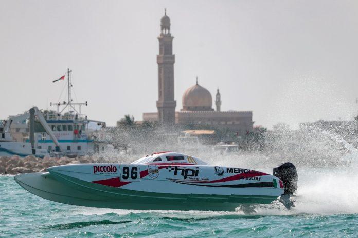 Motonautica, Hi-Performance Italia chiude il mondiale al sesto posto