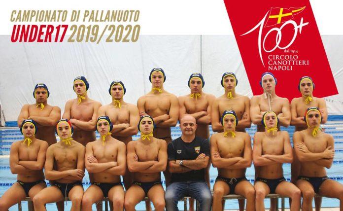 Pallanuoto under 17: La Canottieri Napoli vince contro il Nuoto Catania (20-10)