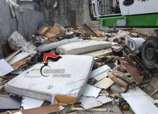 Gestione incontrollata, sequestrato impianto rifiuti Asia a Pianura