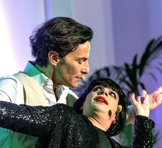 """Lalla Esposito e Massimo Masiello con """"Sfogliatelle e altre storie d'amore"""" al Teatro Mario Scarpetta di Ponticelli"""