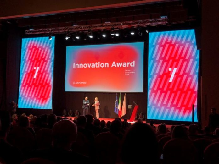 Leonardo: tecnologie digitali e Intelligenza Artificiale al centro dell'Innovation Award