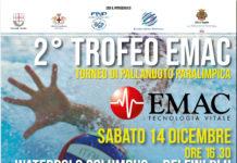 A Rapallo il primo torneo ufficiale di pallanuoto paralimpica