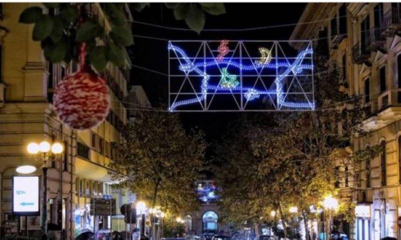 Vomero-Arenella: domenica 8 dicembre si accendono le luci di Natale
