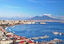 """Un elogio alla città di Napoli e al suo singolare """"sole"""" partenopeo"""