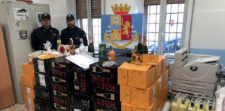 Napoli, scoperto business dei falsi champagne: sequestri e inchieste
