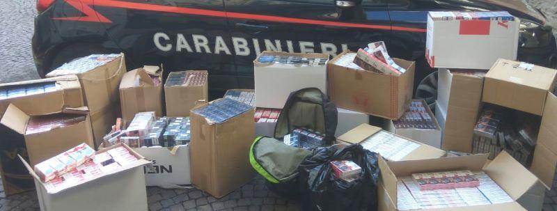 Napoli, controlli nelle aree mercatali: denunce e sequestri dei Carabinieri