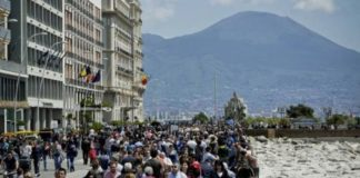 Ennesimo boom di turisti per Capodanno: Napoli tra le prime 20 città al mondo