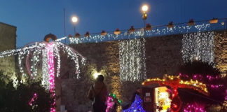 Al via i mercatini di Natale ad Agropoli: presepi, casa di Babbo Natale e concerto di Anna Tatangelo
