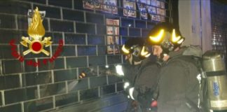 Irpinia, incendiati tre negozi in due settimane: allarme racket