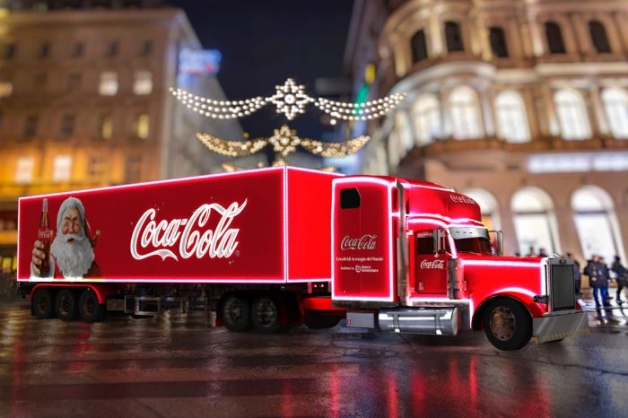 Napoli, a Natale arriva il villaggio della Coca Cola: ci saranno mercatini solidali