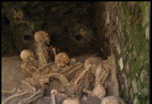 Scavi di Ercolano: rinvenuti i resti di cervello di una vittima dell'eruzione del 79 d.C.