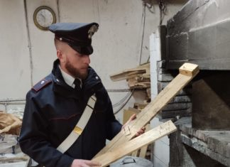 Acerra: Un forno abusivo per produrre pane nella sua abitazione. [VIDEO]