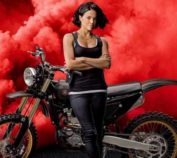 Fast & Furious 9: nuova immagine di Michelle Rodriguez [FOTO]