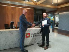Atitech: A Dublino accordo con CDB Aviation