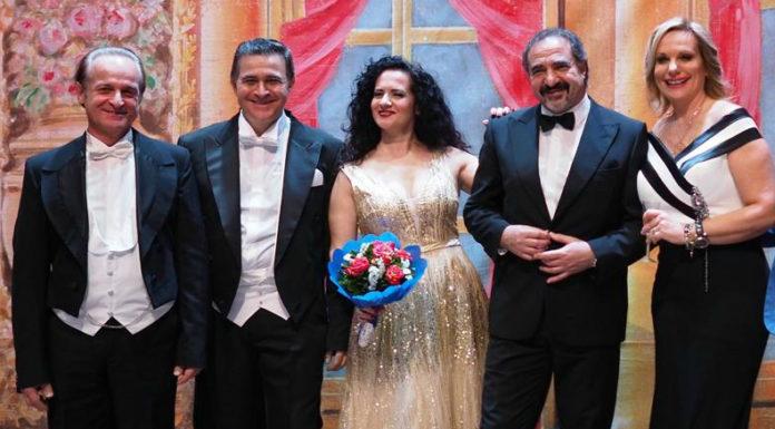"""Il Concerto di Capodanno dell'Associazione """"Noi per Napoli"""" incanta il pubblico del """"Delle Palme"""""""