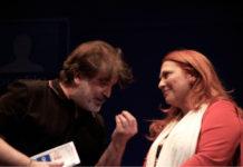 """Gabriella Cerino e Peppe Celentano con """"Nzirial Killer"""" al Teatro Cortese dei Colli Aminei"""