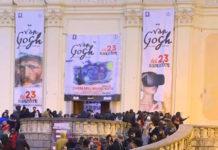 """Annullata la visita gratuita di """"Van Gogh La Mostra Immersiva"""" prevista per domenica 2 febbraio 2020"""