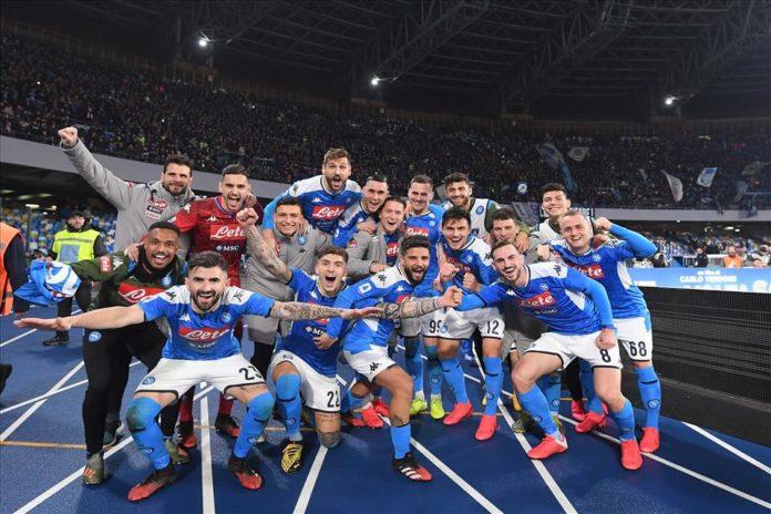 Risorge il Calcio Napoli: Zielinsky e Insigne abbattono la capolista Juventus