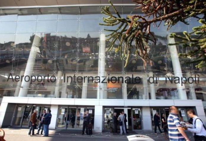 Aeroporto di Capodichino, da oggi tamponi per i passeggeri in arrivo