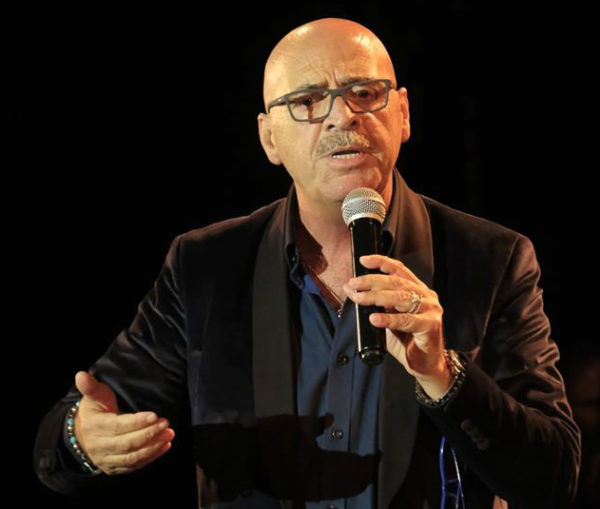 Angelo Di Gennaro al Teatro Troisi di Fuorigrotta con