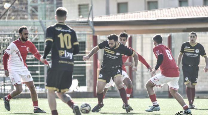 Arechi Calcio, tre gol all'Ogliarese: quarta vittoria stagionale
