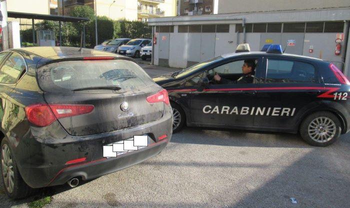 Casalduni: bloccata dopo inseguimento un'auto rubata per compiere furti