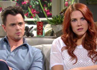 Beautiful, anticipazioni americane: Sally non vuole separarsi da Wyatt