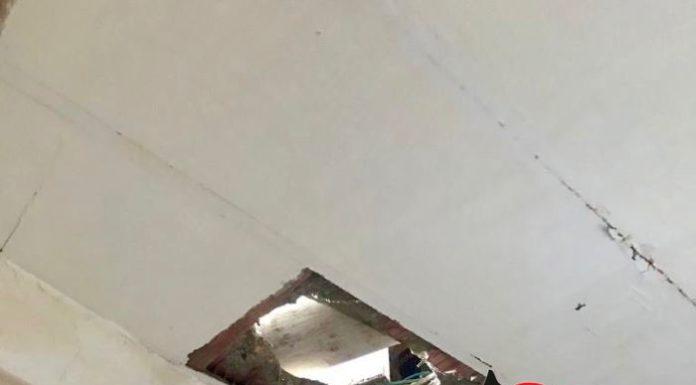 Ercolano, operaio minorenne cade dal terzo piano: tre persone denunciate