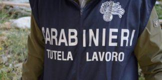 Blitz dei Carabinieri contro il lavoro nero: otto imprenditori denunciati