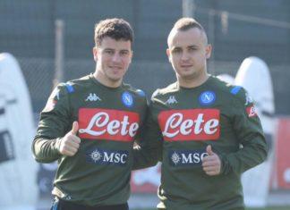 Napoli-Lazio, Demme e Lobotka in campo nella sfida di Coppa Italia