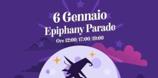 Edenlandia, arriva la Festa della Befana: ingresso gratis