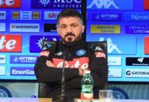Calcio Napoli, Gattuso: dobbiamo battere la Fiorentina