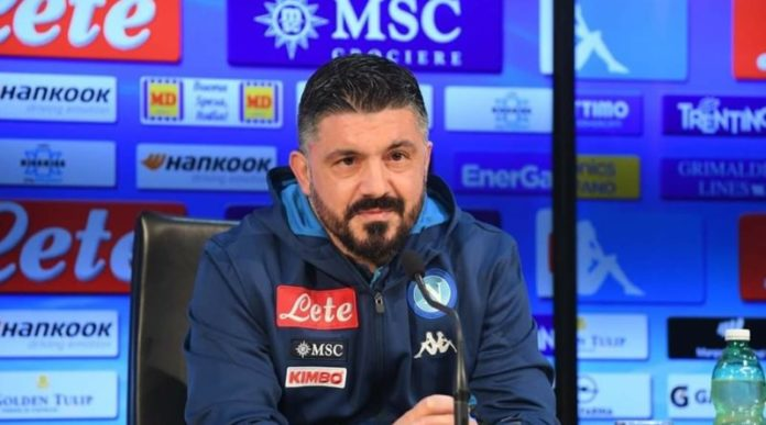 Napoli-Torino, Gattuso: