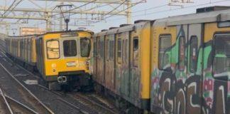 Incidente Metropolitana: undici feriti. Anche oggi tratta Colli Aminei-Dante