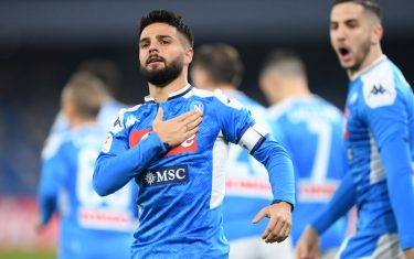 Verso Cagliari-Napoli, Lorenzo Insigne preoccupa Gattuso