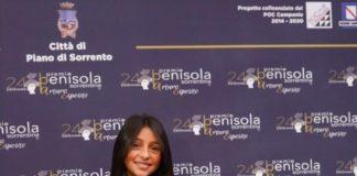 """Ludovica Nasti: va alla piccola """"amica geniale"""" il premio Penisola Sorrentina"""