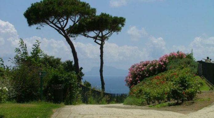 Napoli, oggi la riapertura del Parco Virgiliano a Posillipo