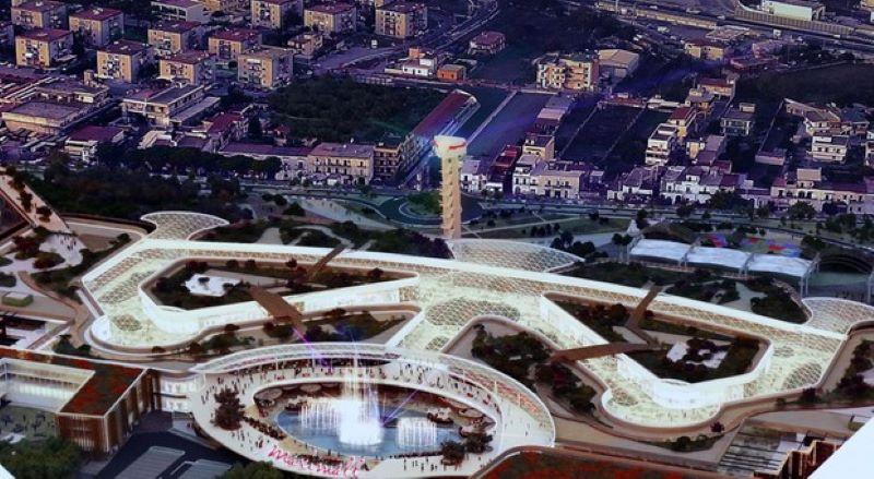 Torre Annunziata, arriva Maximall Pompeii: pronti 1500 posti di lavoro