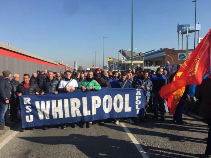 Whirlpool, arriva la notizia più brutta: la conferma dell'addio a Napoli