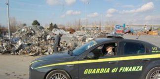 Nola, lotta ai reati ambientali: sequestrate 64 tonnellate di rifiuti speciali