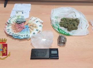 Napoli, Fuorigrotta: Arrestate due persone per droga in via Catone