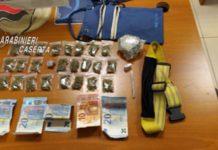 San Nicola la Strada: tre arresti per spaccio di droga nella Villa comunale