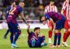 Barcellona, Suarez salterà il match di Champions contro il Calcio Napoli