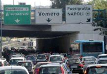 Tangenziale, lavori di manutenzione: stop notturno alla tratta Vomero-Camaldoli