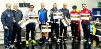 Trofeo Terra di Lavoro Boxe ASI: grande successo per l'evento al My Well Palafrassati