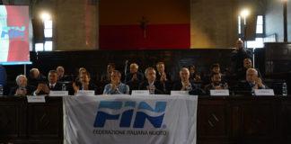 Al Maschio Angioino le premiazioni della FIN. Sport, campioni e tante emozioni